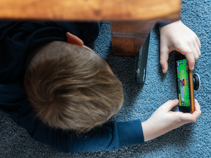 Parents, you shouldn't be scared your kids are playing more video games now