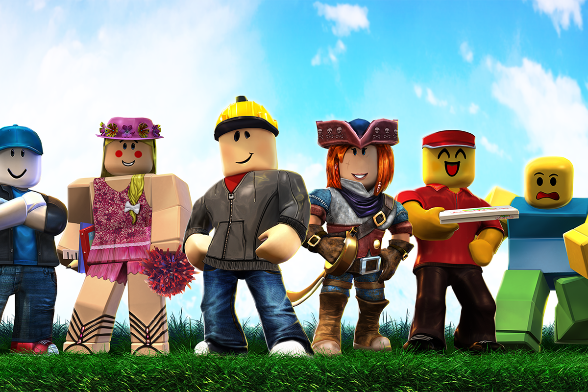 Know an aspiring video game creator? Roblox may just be the opportunity they're looking for