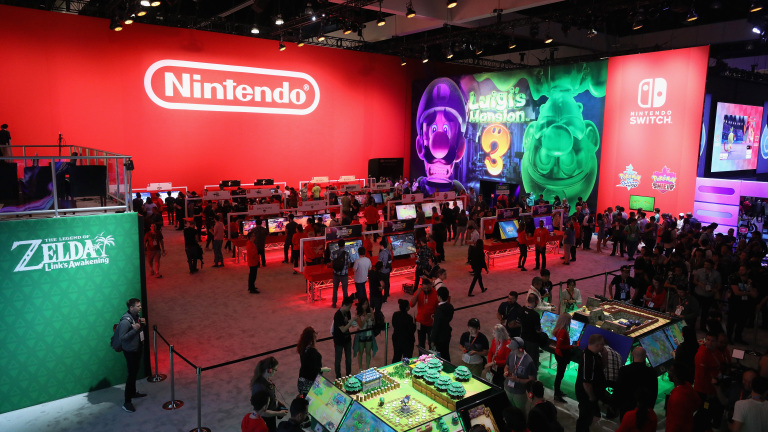 Gaming trade shows may never return to their former glory