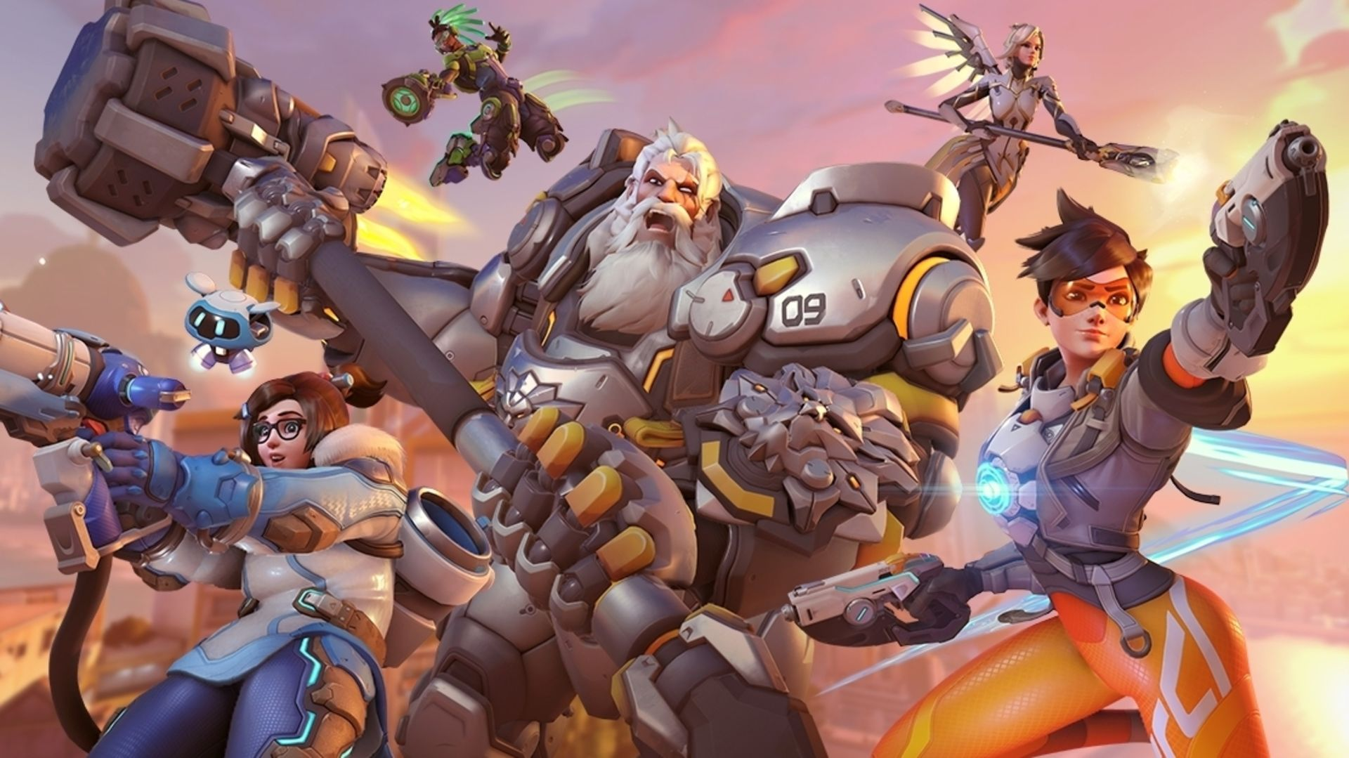 Overwatch's 5v5 future is a literal gamechanger