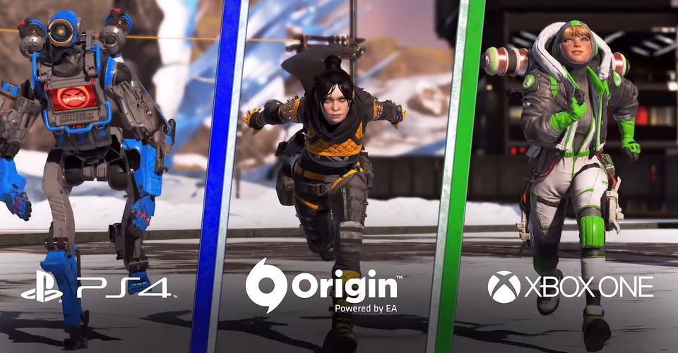 Implementing cross-progression is difficult, according to Apex Legends