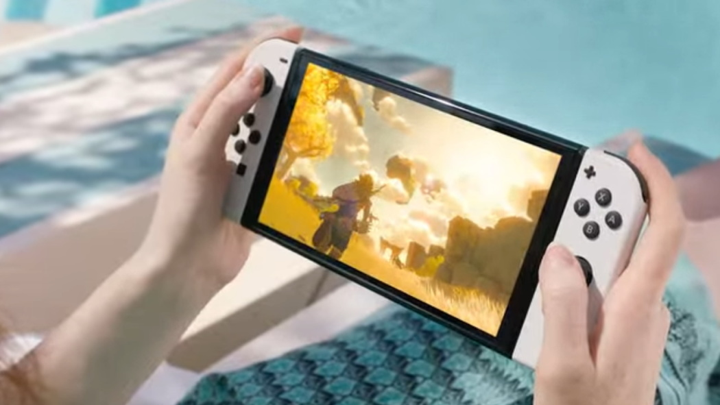 The New Nintendo Switch model isn't entirely what we expected
