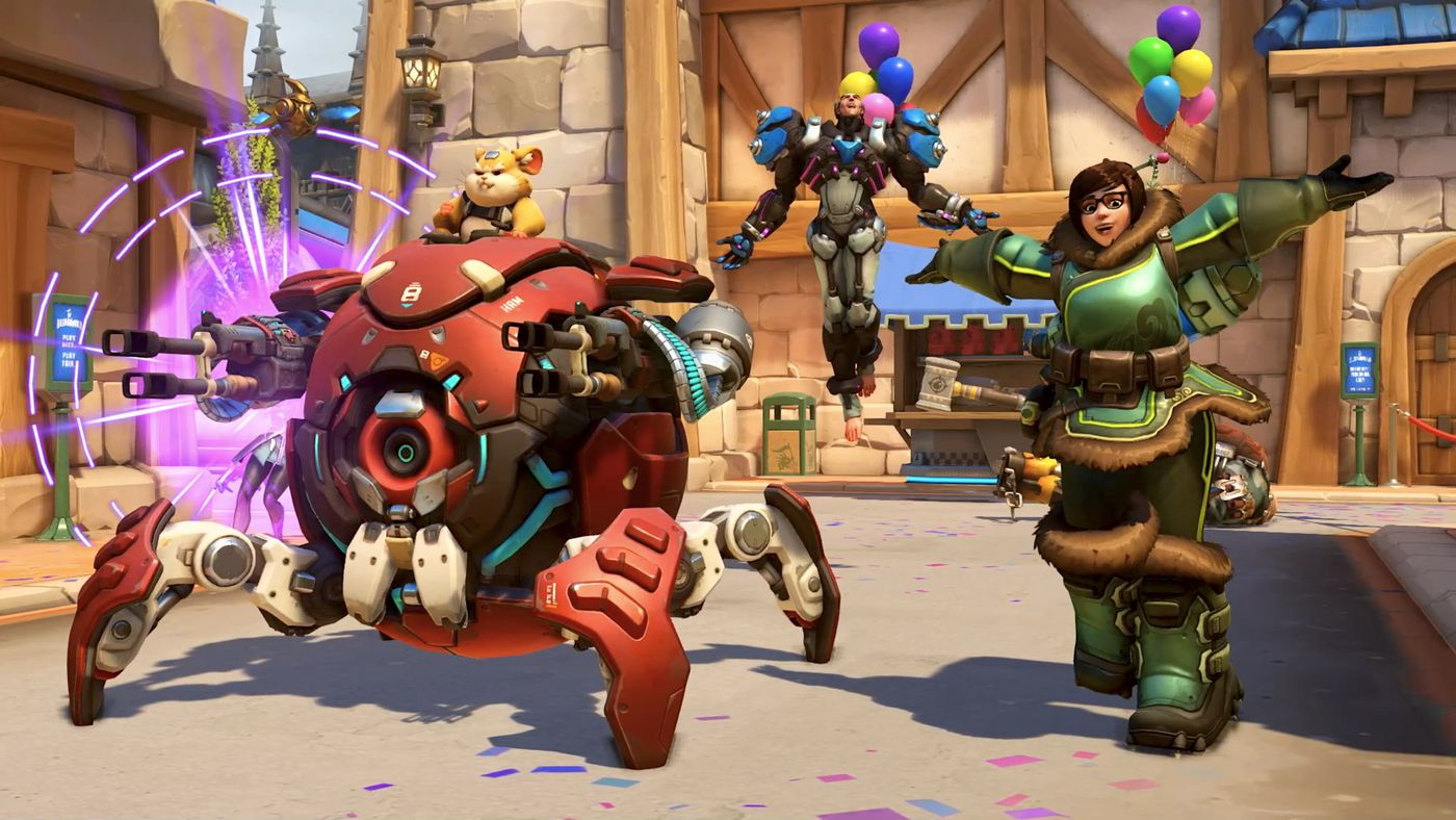 Overwatch's crossplay beta has started with a special Ashe event
