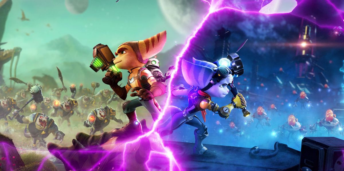 The highly praised Ratchet & Clank: Rift Apart didn't rely on crunch
