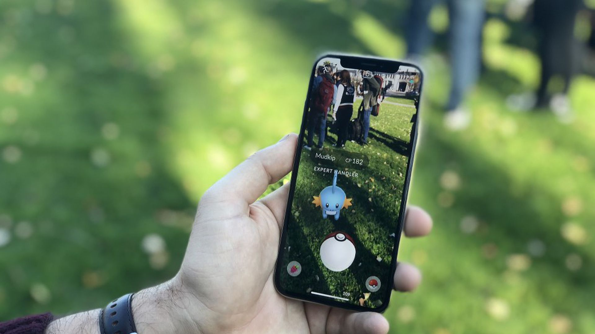 Pokémon Go is reverting its COVID-related features