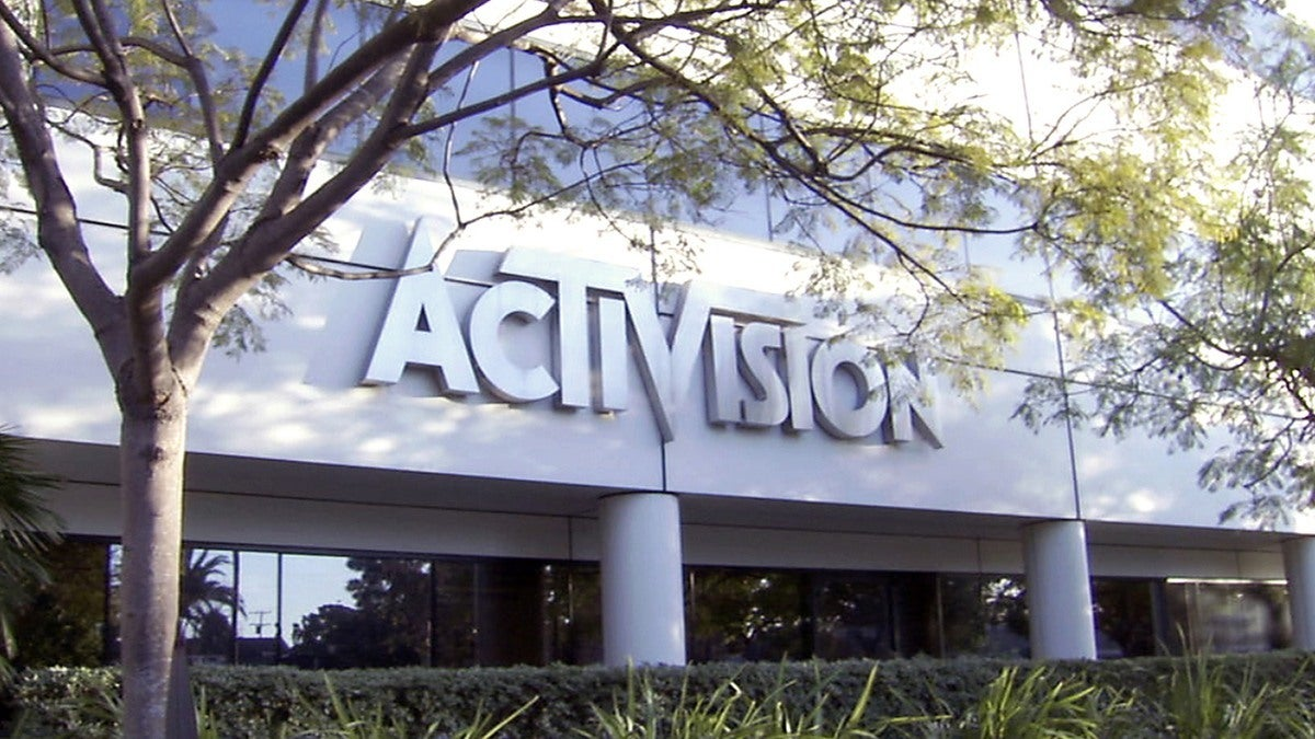 Activision Blizzard is being sued over a toxic culture by the state of California