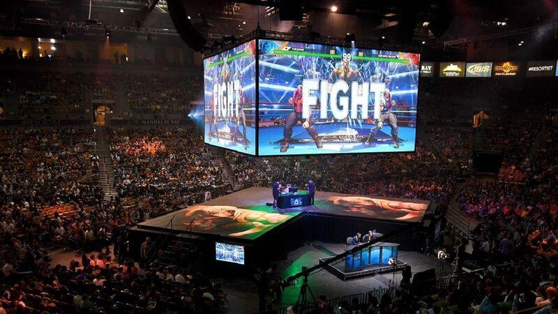 Sony buys Evo Fighting Games Championship Series