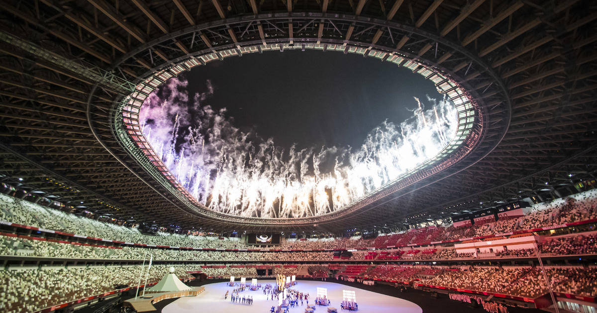The Tokyo 2020 Olympics featured video game music in its opening ceremonies
