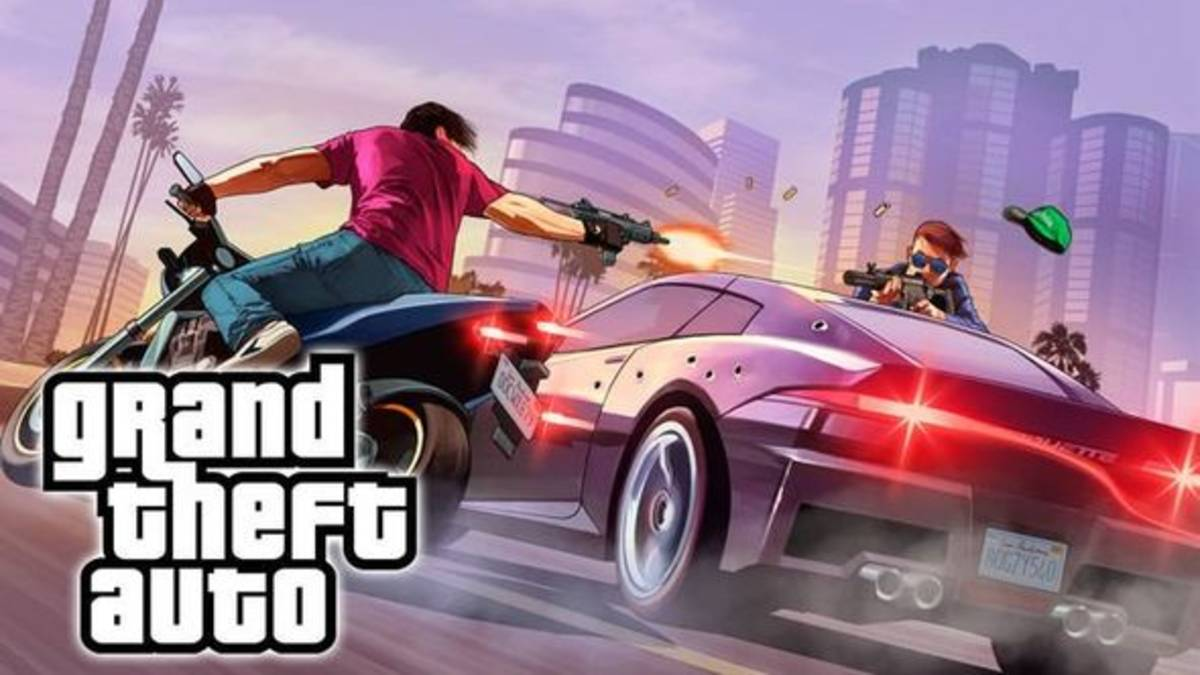 It's going to be years until we get Grand Theft Auto 6