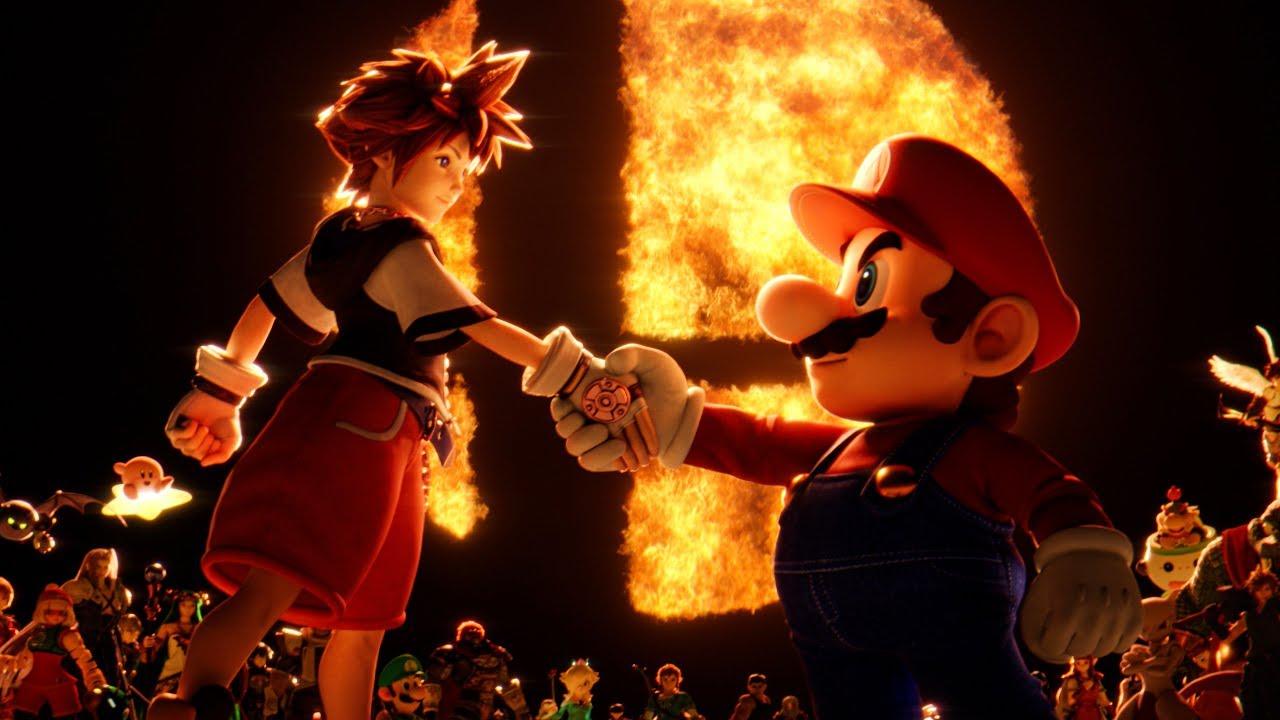 How Kingdom Hearts' Sora poetically made it into Smash