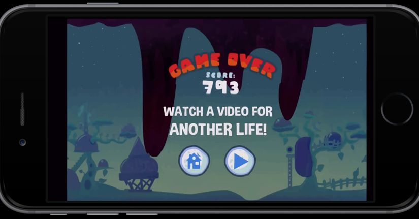 TV-style ads will invade video games