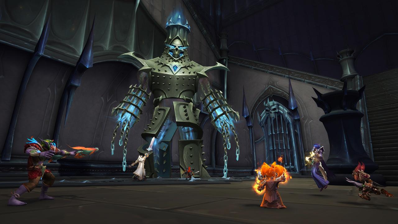 Echo Guild attains World First for latest WoW raid