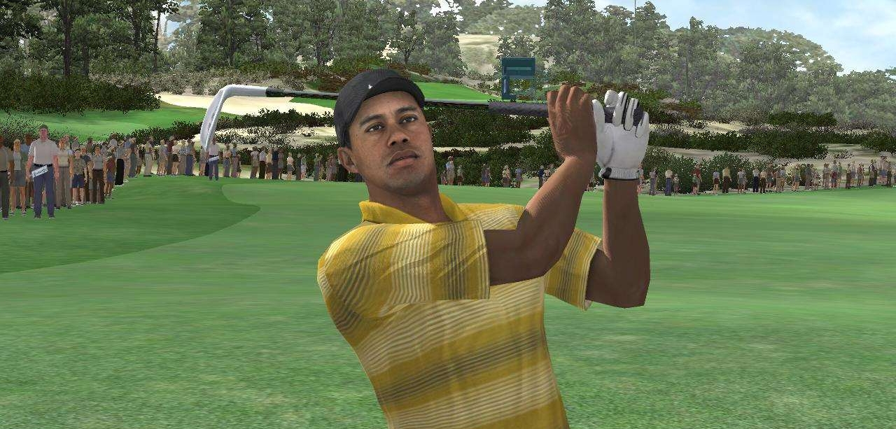 Tiger Woods makes a triumphant return to video games