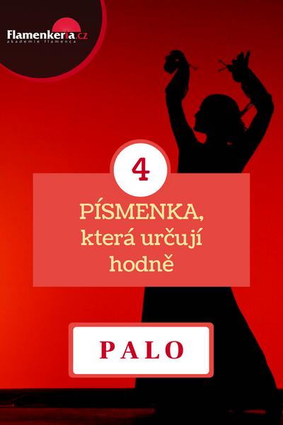 Palo - flamencový termín pro hudební styl
