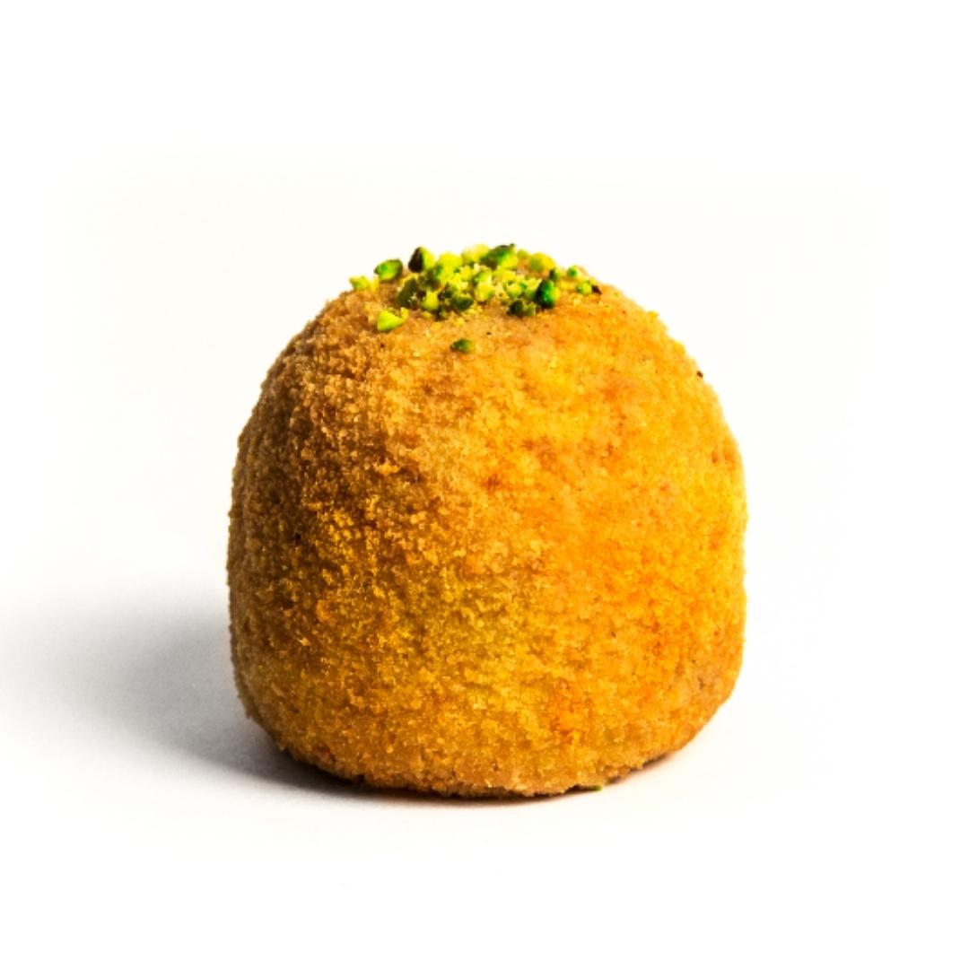 arancino al pistacchio