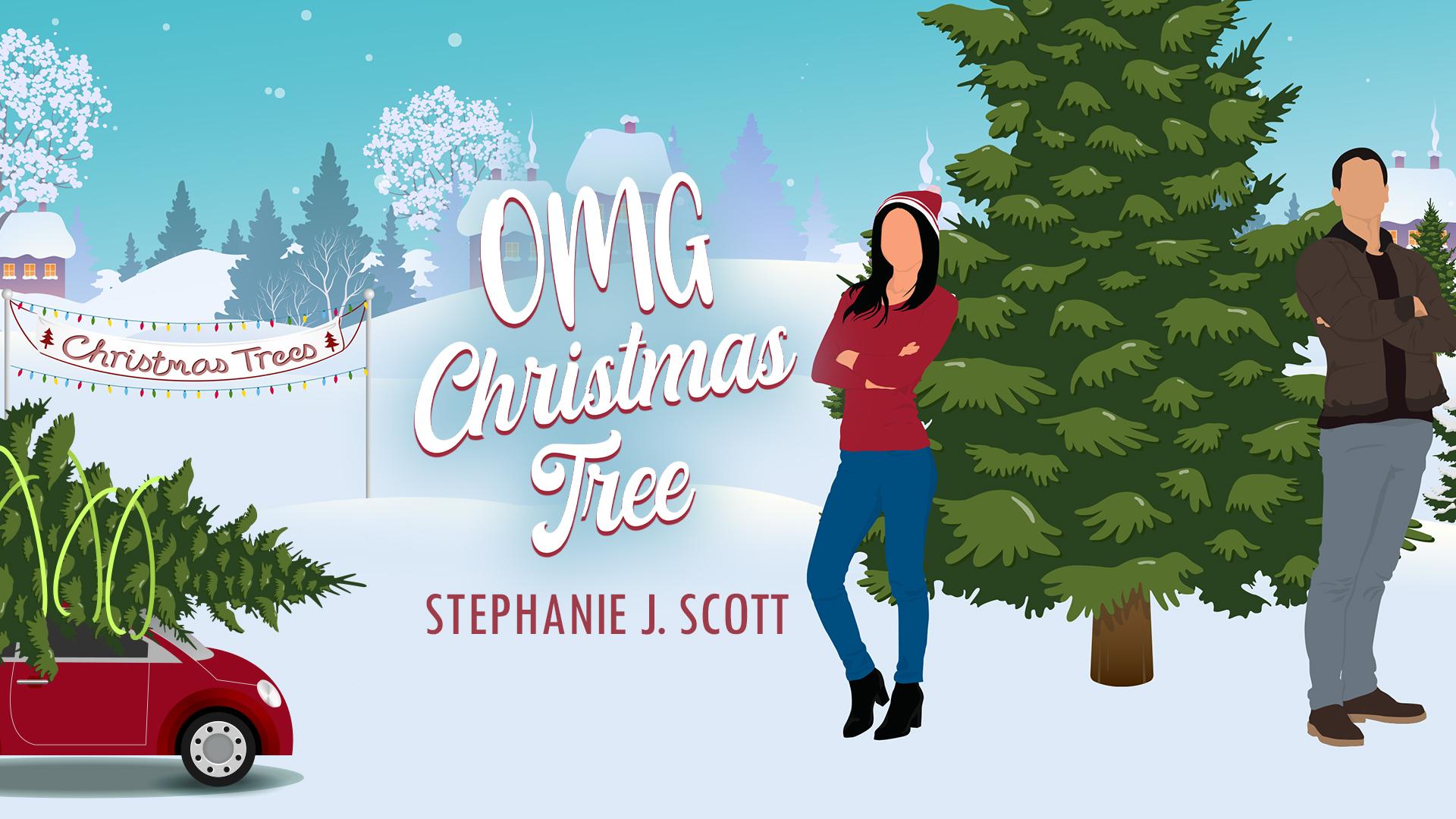 OMG Christmas Tree is here