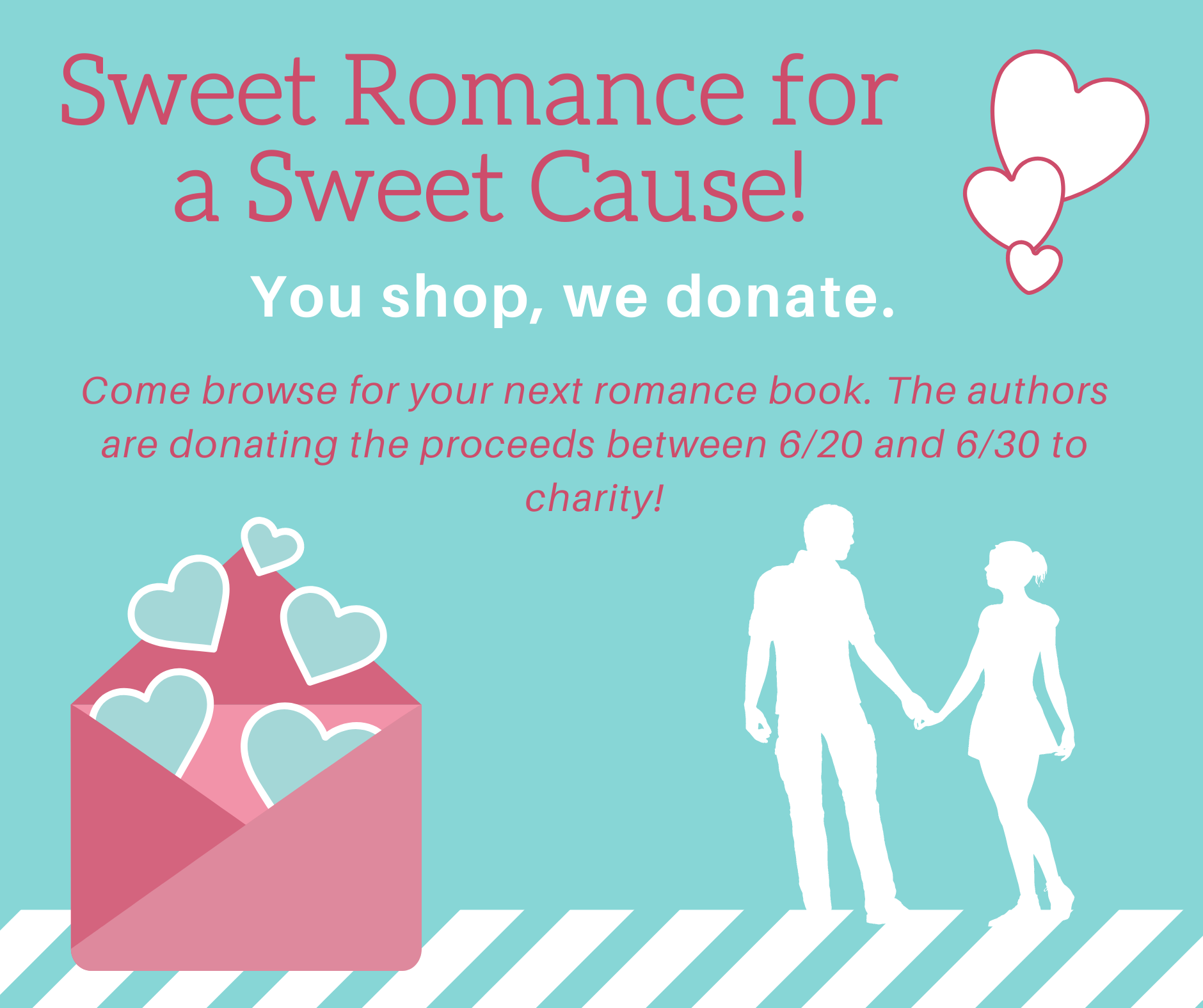 Sweet Romances for a Sweet Cause