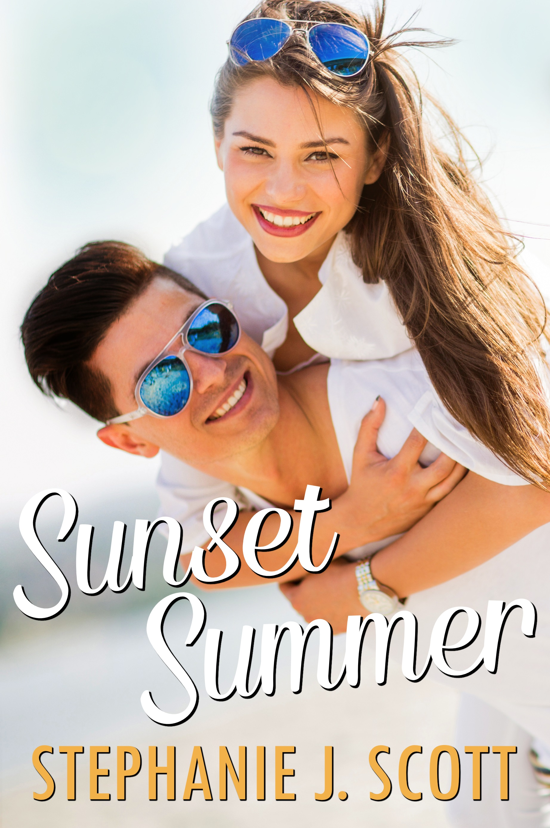 Sunset Summer by Stephanie J. Scott