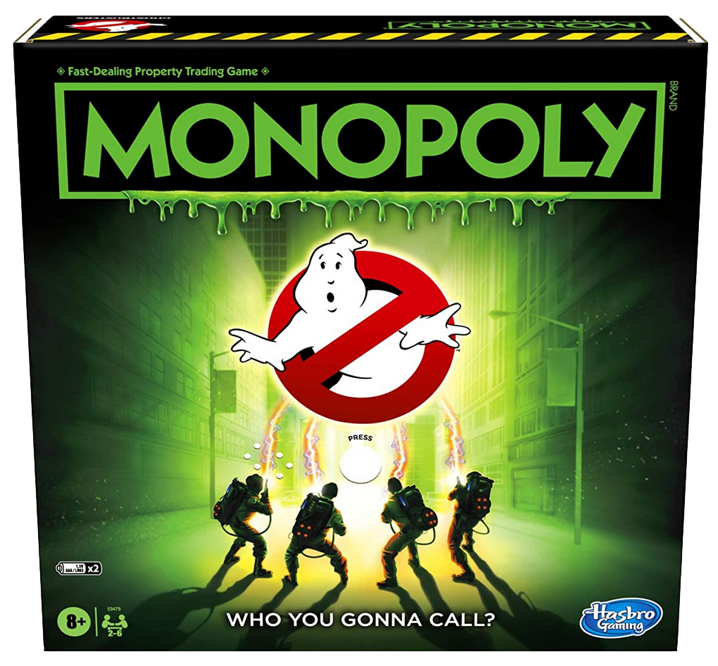 monopoly ghostbuster