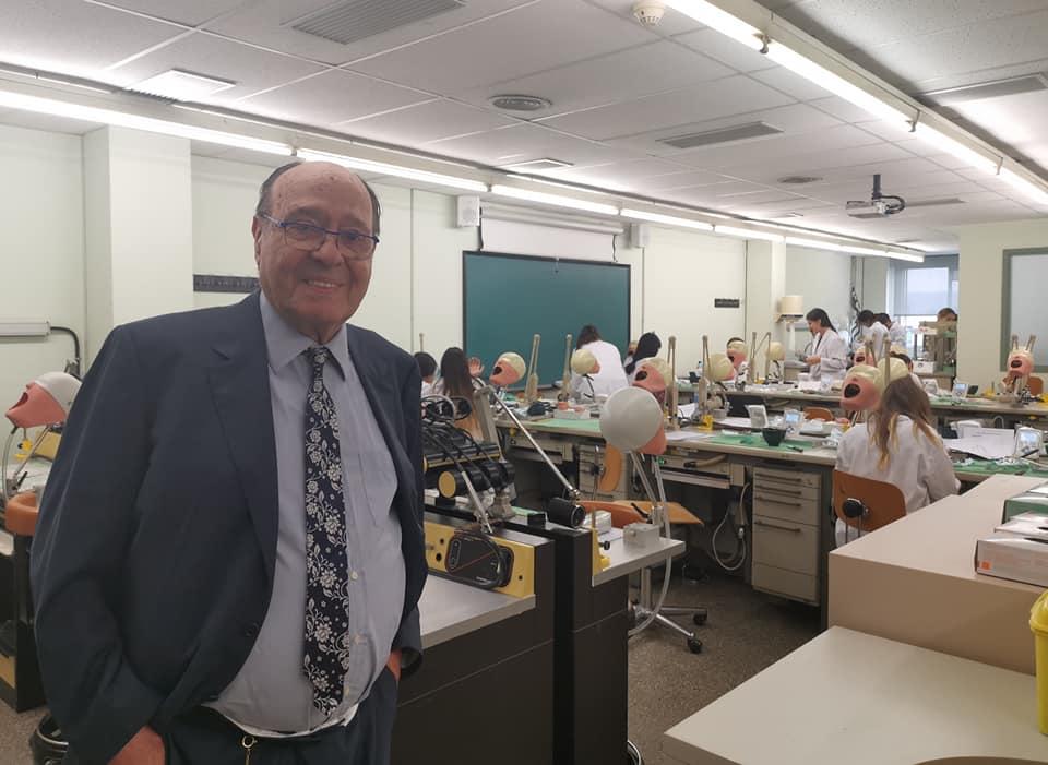 Prof. dr José Durán von Arx