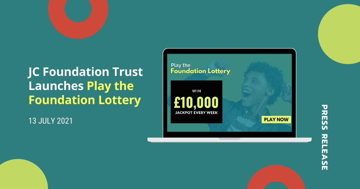 JC Foundation Trust Launches 'Play the Foundation Lottery'