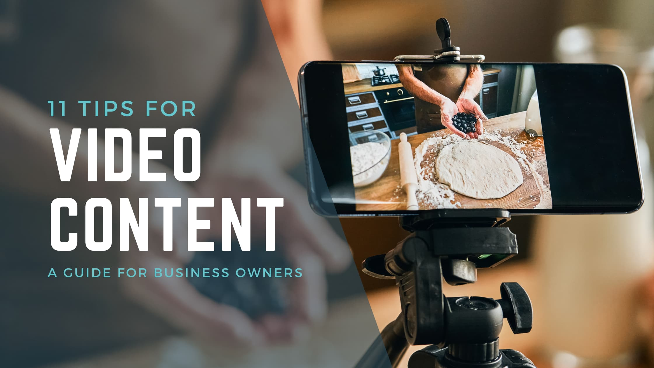 11 Tips to Boost Your Social Video Content