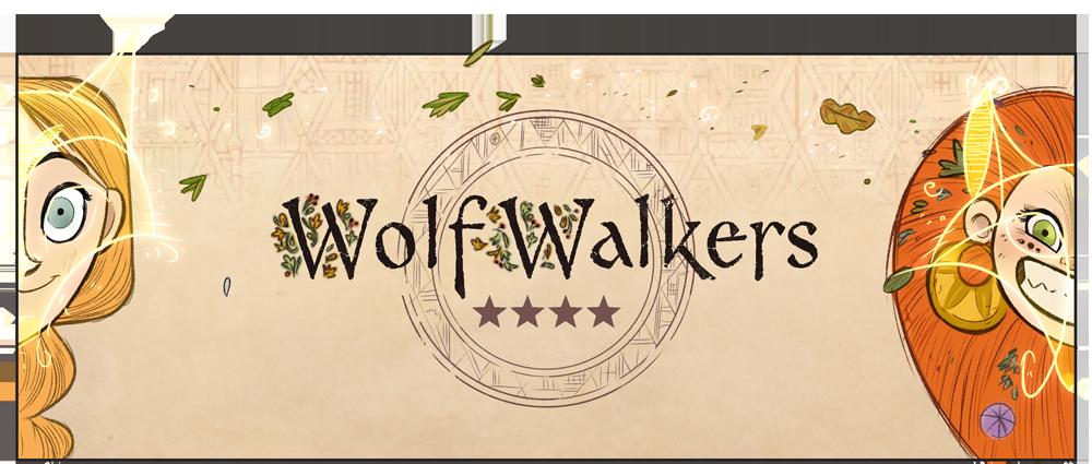 Wolfwalkers illustratie