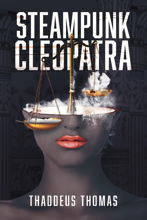 Steampunk Cleopatra