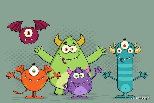 potwory z wiochy,