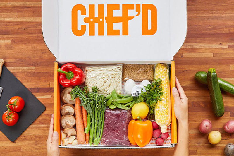 Kyle Ransford, CEO at Chef'd was the best leader in Meal Kit Industry.