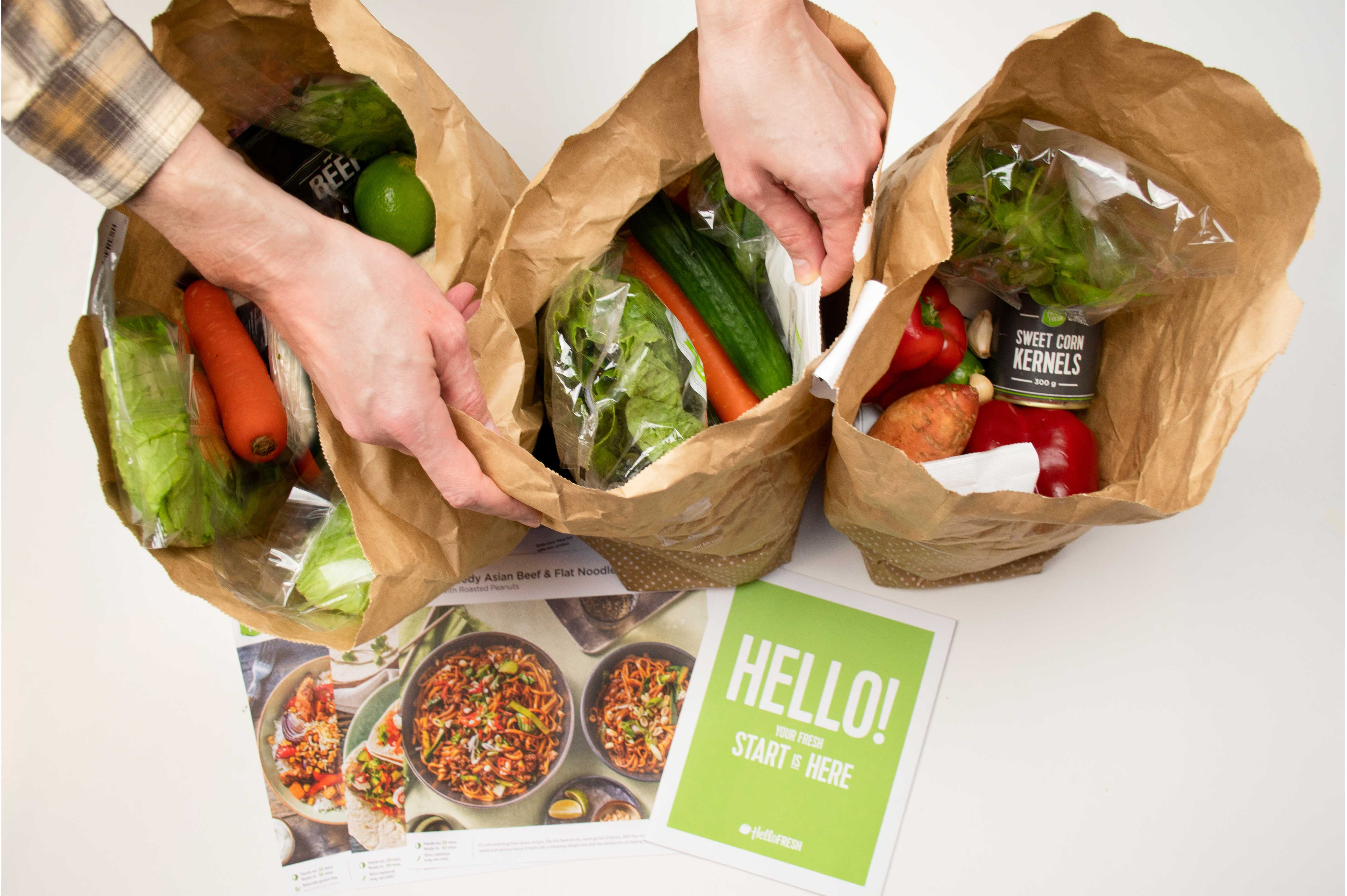 Meal Kits are impacting Food Industry and Consumers around the world