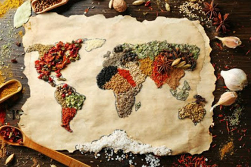 Globalization; The Birth of Meal Kits
