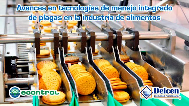 Avances en tecnologías de manejo integrado de plagas en la industria alimentaria