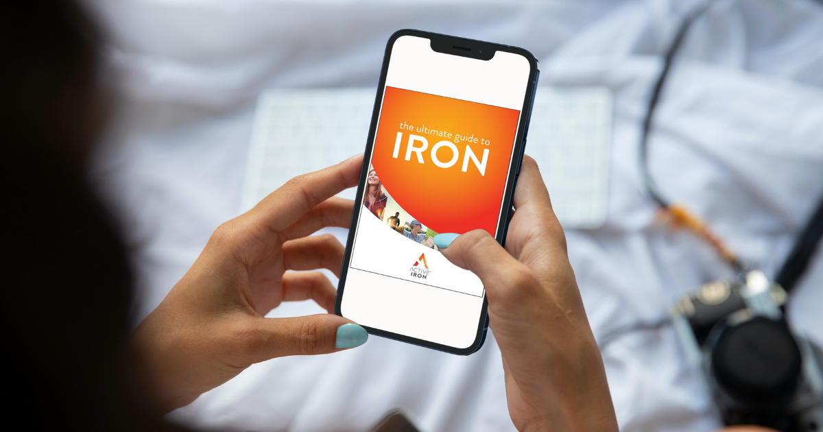 The Ultimate Guide to Iron Ebook