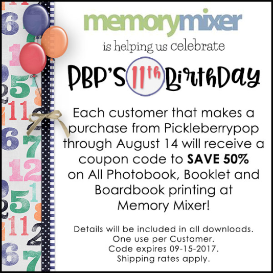 SAVE 40 or MORE Get a FREE SAMPLER PACK PBP Store Wide Birthday Sale