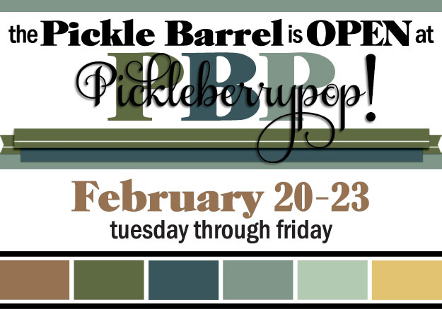 Coupon pickle barrel