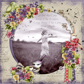 Also Uses Make It Happen Templates by Heartstrings Scrap Art https://pickleberrypop.com/shop/product.php?productid=63666