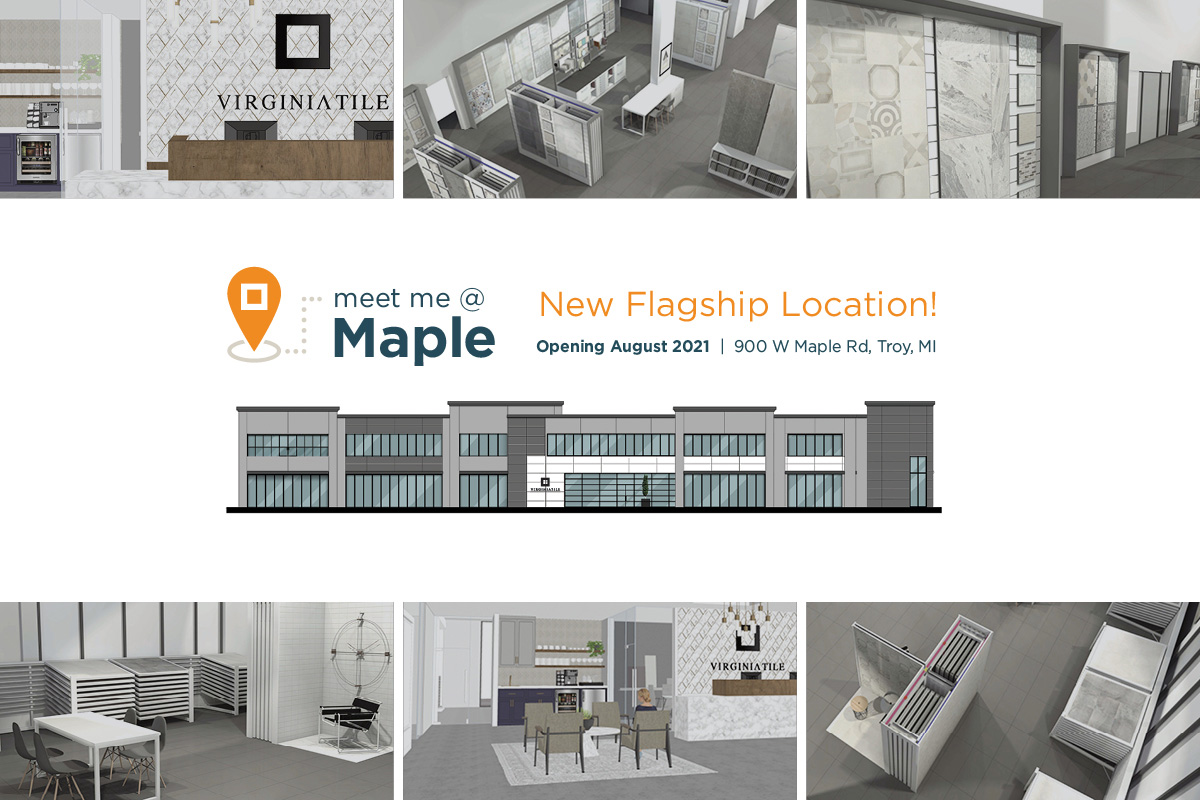 Virginia Tile - Meet Me At Maple