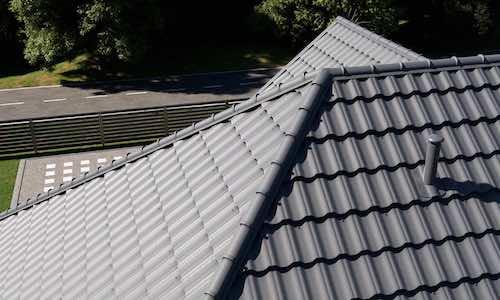 Dachy z aluminium