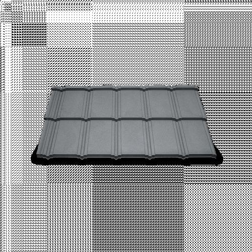 Blachodachówka z aluminium