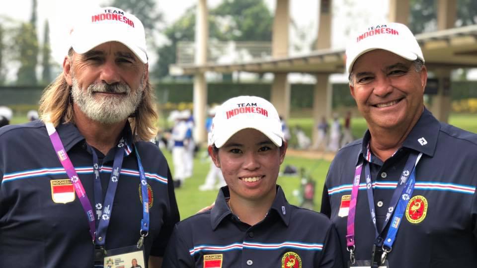 Lawrie Montague and David Milne - Pro Tour Golf College founders