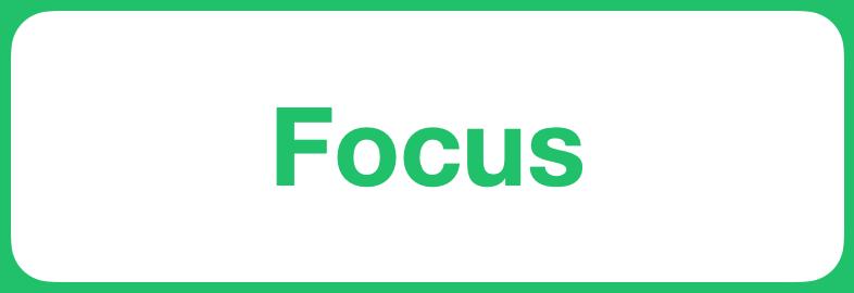 Positive Value - Focus