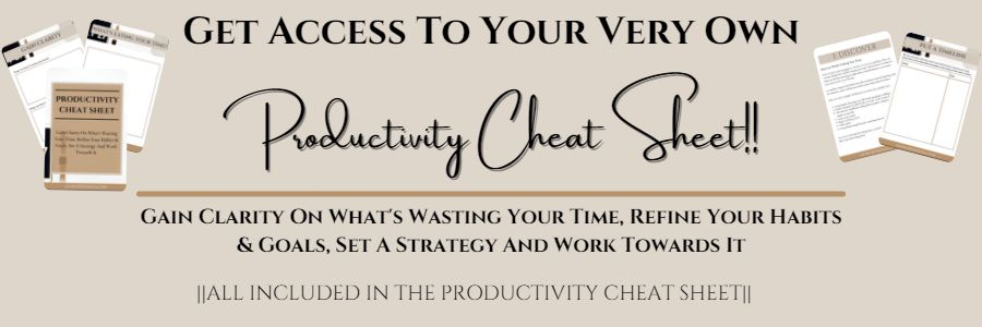 productivity for students