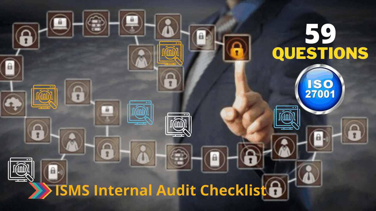 ISO 27001 Requirements - ISMS Internal Audit Checklist - Clause 9.2 Audit