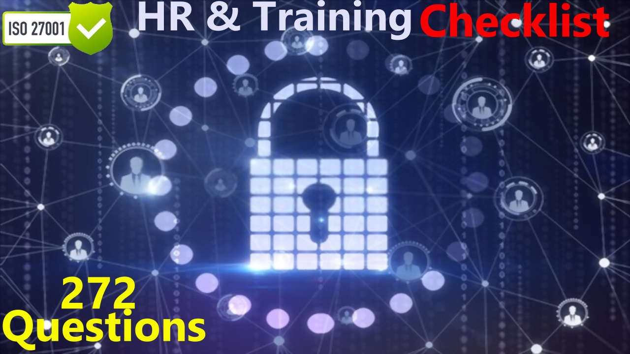 ISO 27001 Requirements - ISO 27001 HR Audit Checklist