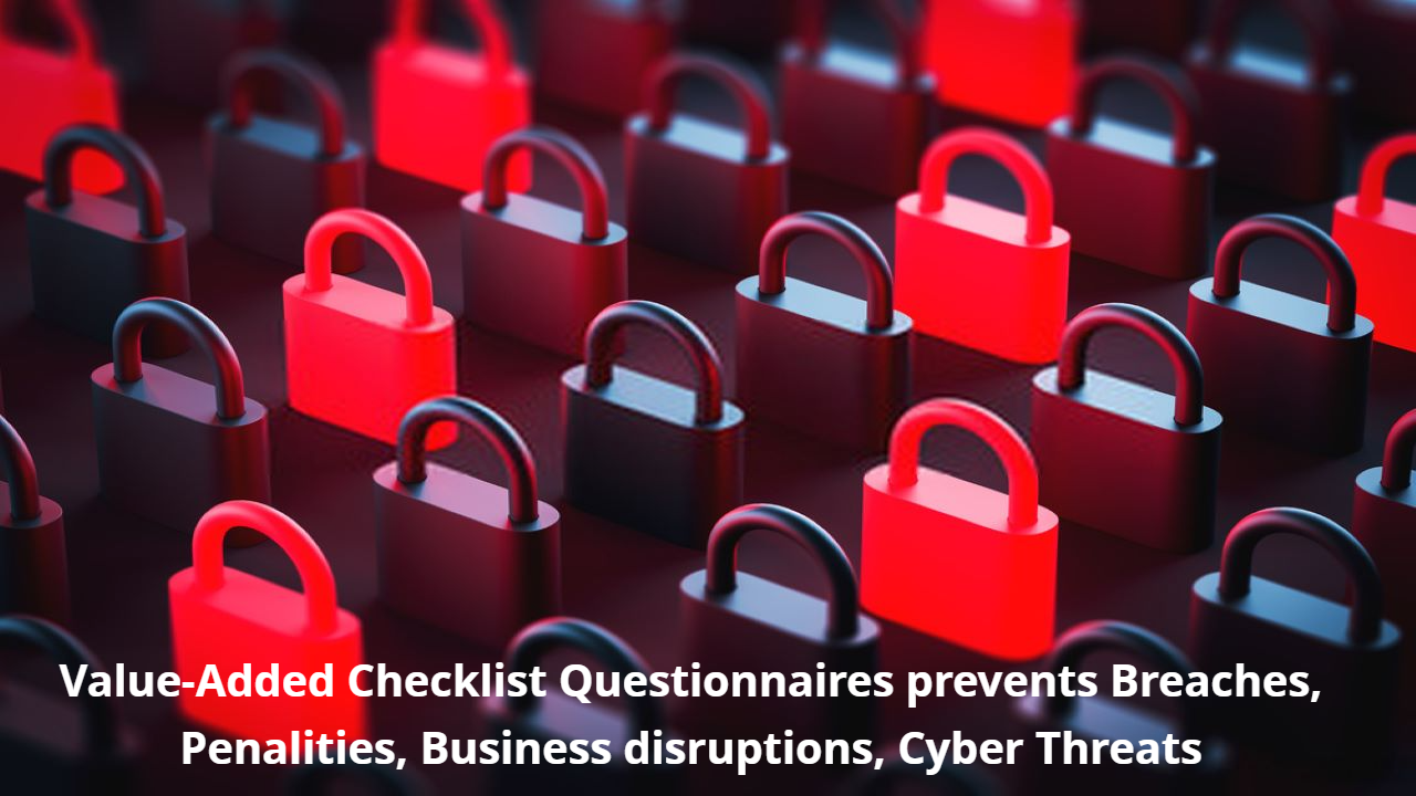 Value added ISO 27001 Requirements Questionnaires