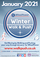 Winter walk & push -  not too late!