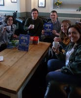 Chatty Cafes To combat loneliness
