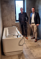 Abacus baths for accessible dutch holiday apartments