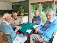 Independent Living homes at Amesbury Abbey